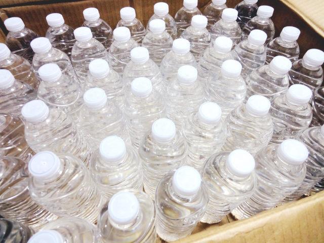 水素水の商品群のイメージ