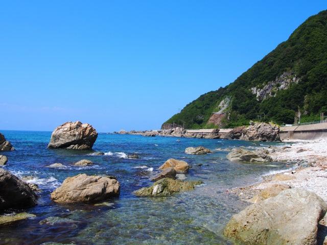 日本海のイメージ